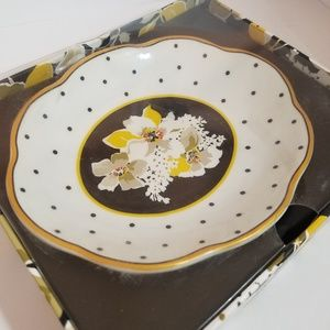Vera Bradley Sweet Nothings Decorative Dish NWT